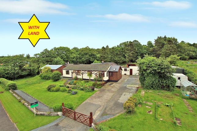 Thumbnail Bungalow for sale in Crossgates, Llandrindod Wells