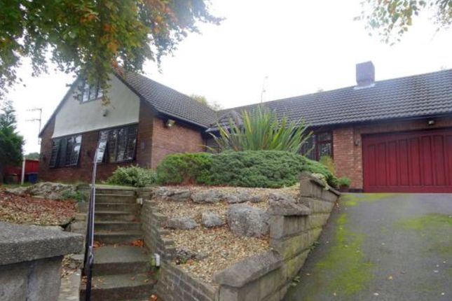 Thumbnail Detached bungalow for sale in Glenrose Road, Woolton, Liverpool