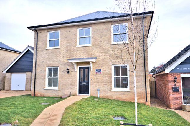 Thumbnail Detached house for sale in Harrys Way, Hunstanton