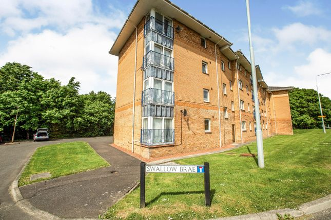 2 bed flat for sale in Swallow Brae, Livingston, West Lothian EH54