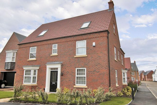 "Thumbnail Detached house for sale in ""Moorecroft"" at Allendale Road, Loughborough"