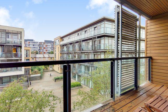 7_Balcony-0 of Union Park, London SE10