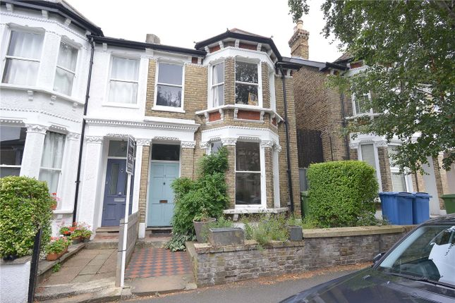 Thumbnail Semi-detached house for sale in Muschamp Road, Peckham Rye, London