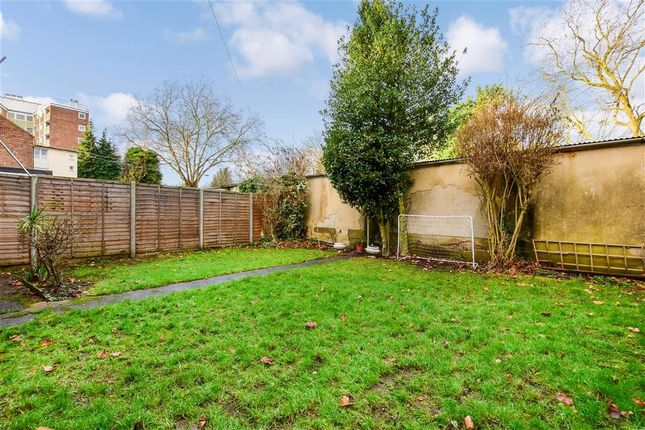 Thumbnail End terrace house for sale in Brading Crescent, London