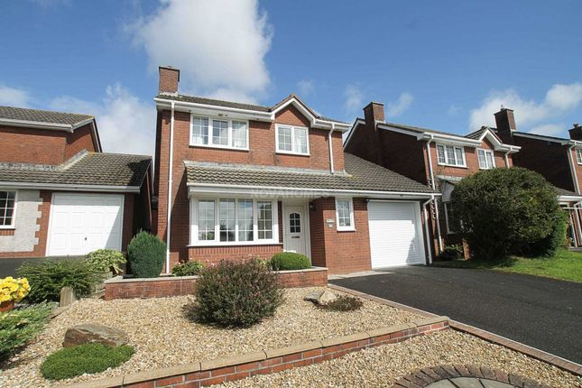 Thumbnail Detached house for sale in St Maurice View, Plympton