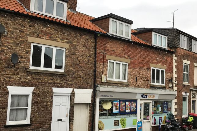 Thumbnail Retail premises for sale in Pickering Road, Thornton Le Dale