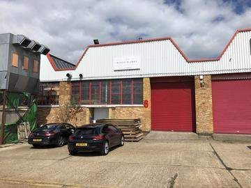 Thumbnail Commercial property to let in Wilbury Way, Hitchin