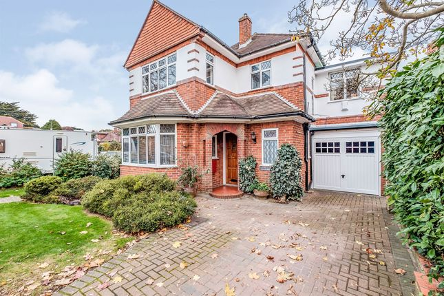 Thumbnail Detached house for sale in Norman Crescent, Shoreham-By-Sea