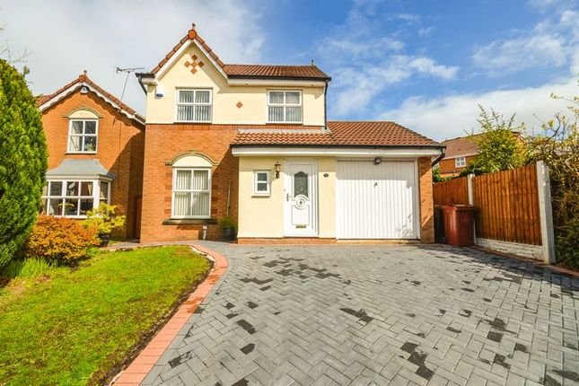Thumbnail Detached house for sale in 7 Wharfedale Close, Blackburn