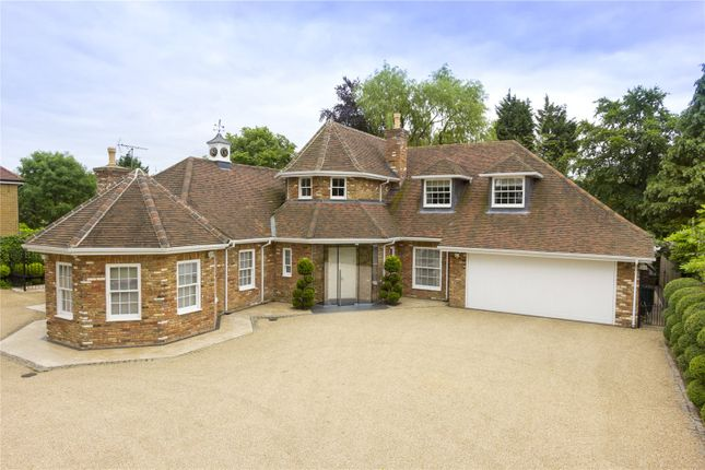 Thumbnail Detached house for sale in Rowley Green Road, Barnet, Hertfordshire