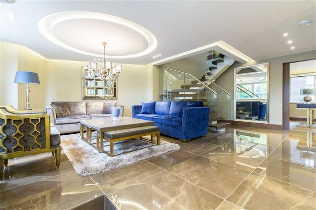 Thumbnail Terraced house for sale in Porchester Place, London, London