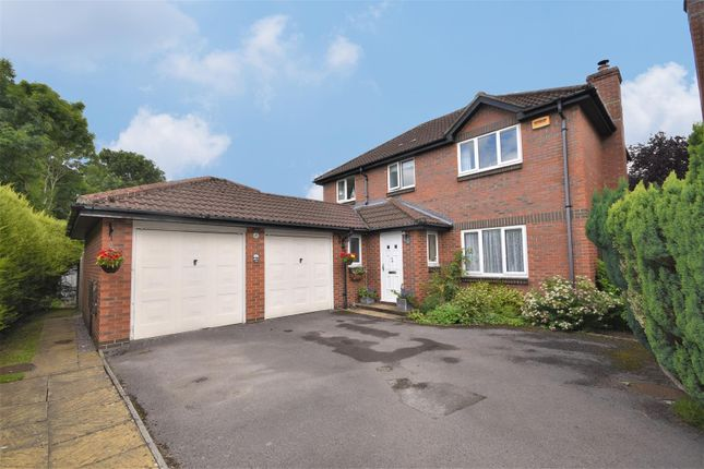 Thumbnail Detached house for sale in Old Station Gardens, Henstridge, Templecombe