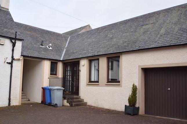 2 bed semi-detached bungalow to rent in Weir Court, Biggar ML12