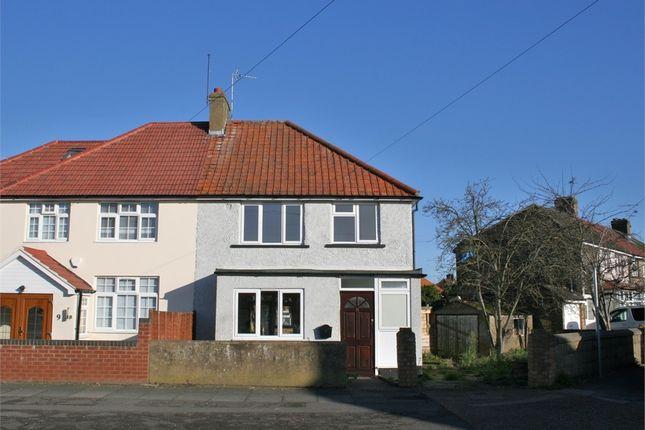 Thumbnail Semi-detached house for sale in Princes Park Lane, Hayes