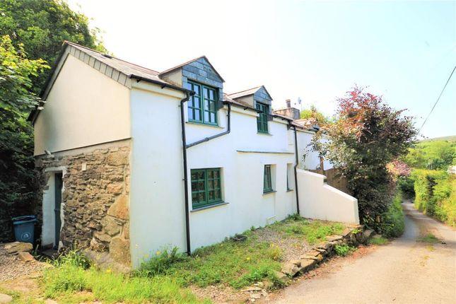 Thumbnail Detached house for sale in Altarnun, Launceston, Cornwall