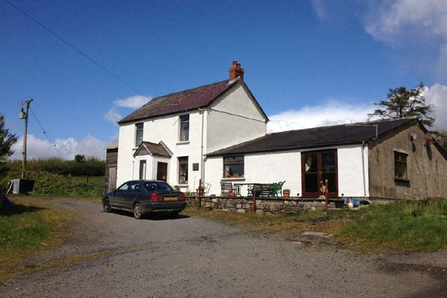 Thumbnail Farm for sale in Glanamman, Ammanford