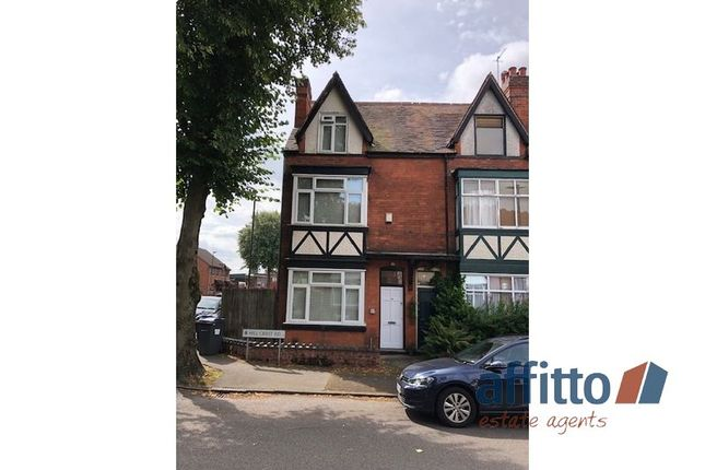 Thumbnail Terraced house for sale in Hill Crest Road, Moseley, Birmingham
