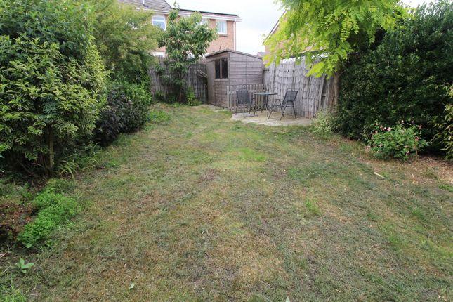Rear Garden of Llewellin Close, Poole BH16