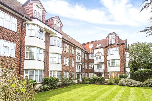 Thumbnail Flat for sale in Collingwood Court, Queens Road, London
