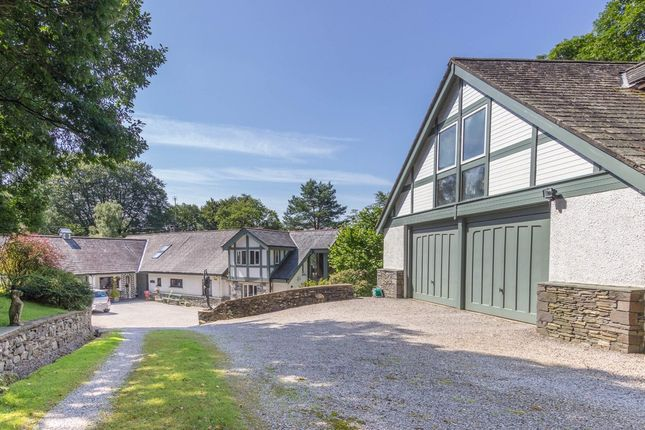 Thumbnail Detached house for sale in Hutton Bank, Newby Bridge, Nr Windermere