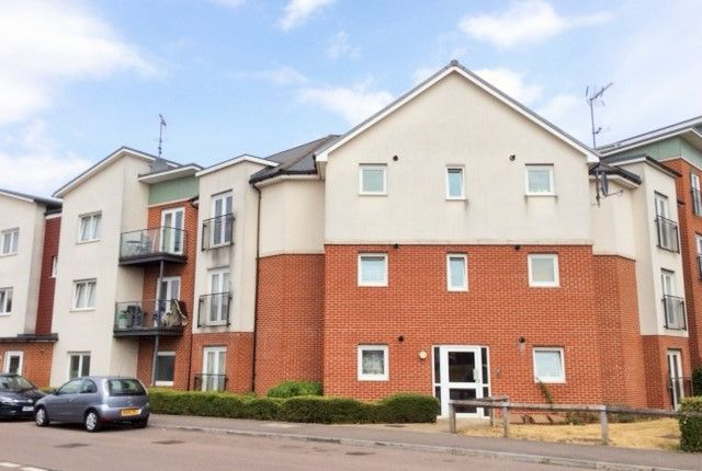 Thumbnail Flat for sale in Torkildsen Way, Harlow