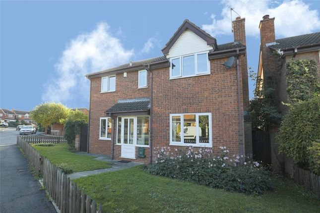 4 bed detached house for sale in Mulberry Close, Lutterworth, Leicestershire LE17