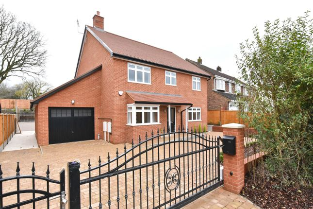 Thumbnail Detached house for sale in Blanche Lane, South Mimms, Potters Bar
