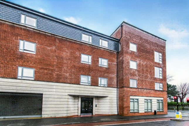 Thumbnail Flat for sale in Greetwell Gate, Lincoln