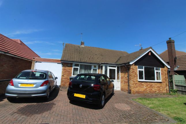 Thumbnail Detached bungalow to rent in Topps Heath, Bedworth