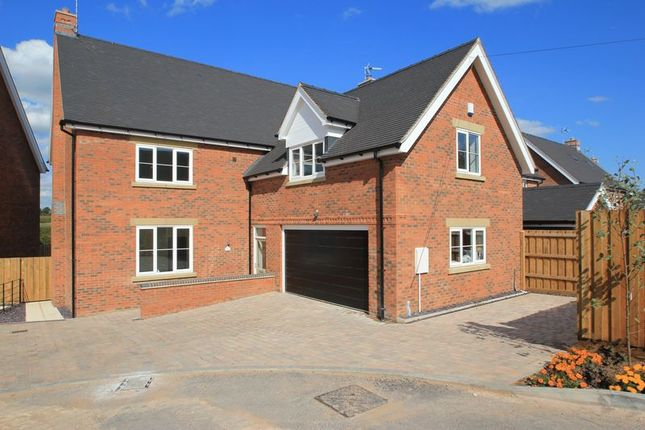 Thumbnail Property for sale in Green Farm Meadows, Seighford