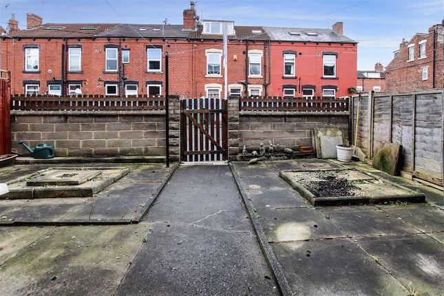 Garden: of Roseneath Terrace, Wortley, Leeds, West Yorkshire LS12