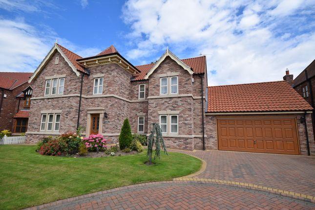Thumbnail Detached house for sale in Kensington Place, Bessacarr, Doncaster