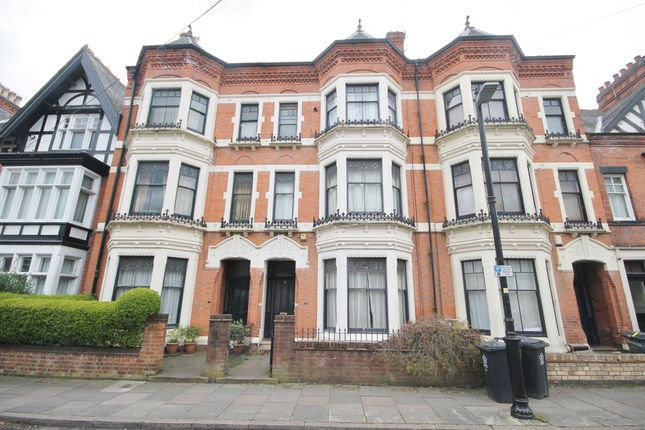 Thumbnail Property to rent in Ashleigh Road, West End, Leicester