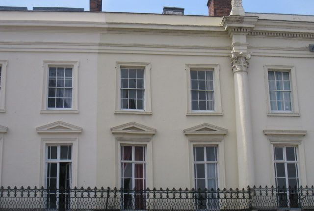 Thumbnail Flat to rent in First Floor Flat, Victoria Terrace (Off Spencers Yard), Leamington Spa