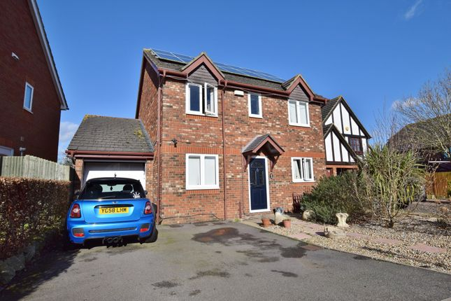 Thumbnail Detached house for sale in Primrose Drive, Kingsnorth