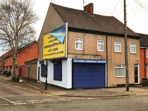 Thumbnail Retail premises to let in Stoney Stanton Road, Coventry