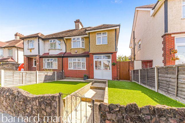 Thumbnail Semi-detached house for sale in Croydon Road, Beddington, Croydon
