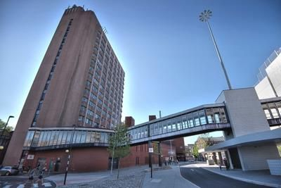 Thumbnail Office to let in 13th, 14th, & 15th Floor Offices, The Guild Tower, Church Row, Preston, Lancashire