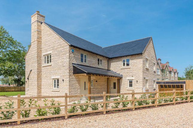 Thumbnail Detached house for sale in Aston, Bampton, Oxfordshire