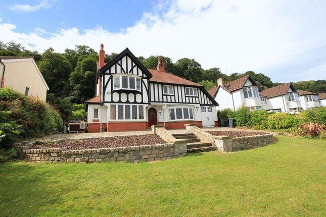 Thumbnail Detached house for sale in Ael Y Bryn Road, Colwyn Bay