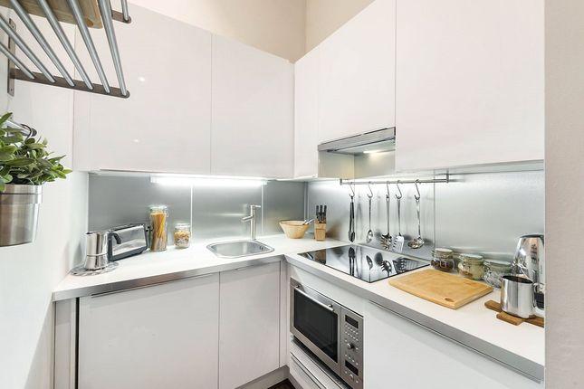 Flat Kitchen of Guthrie Street, Chelsea, London SW3