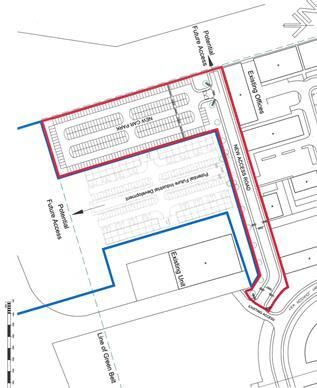 Thumbnail Land to let in Land/ Car Parking Facility, Amy Johnson Way, Blackpool Business Park, Blackpool, Lancashire