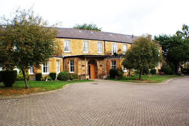 Thumbnail Flat for sale in Lee Hill Court, Lanchester, Durham