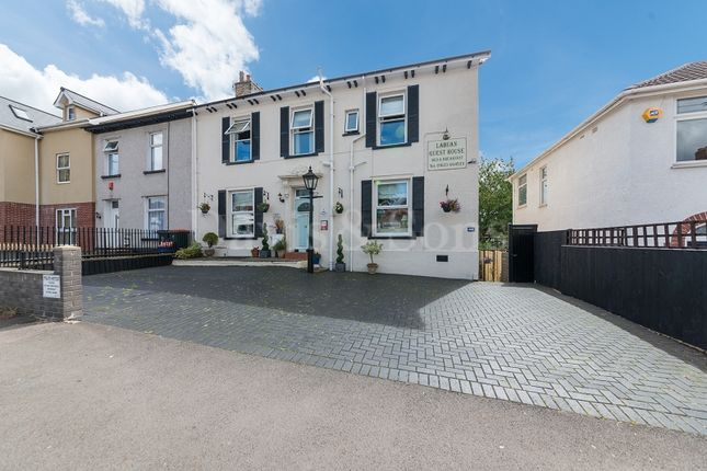 Thumbnail Semi-detached house for sale in Chepstow Road, Newport, Gwent .