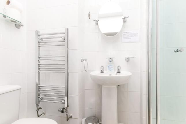 En-Suite of Arvon Avenue, Llandudno, Conwy, North Wales LL30