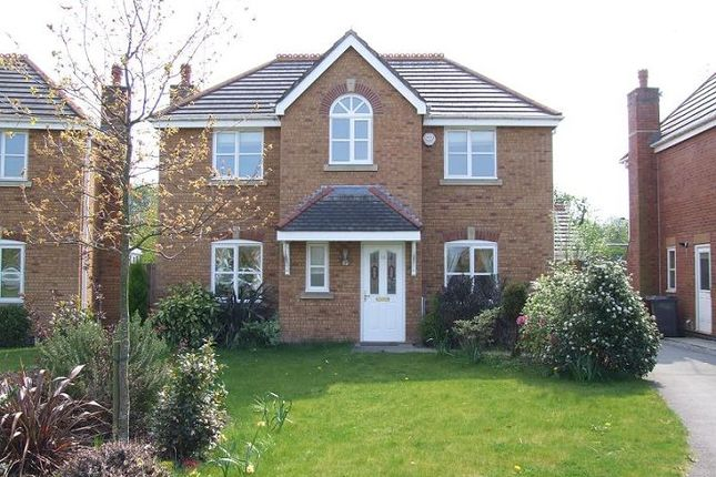 Thumbnail Detached house to rent in North Union View, Lostock Hall, Preston