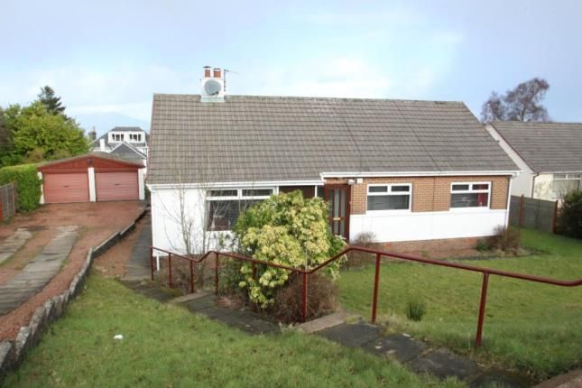 Thumbnail Bungalow for sale in Cowal View, Gourock, Inverclyde