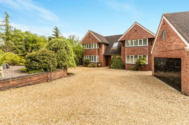 Thumbnail Detached house for sale in Kineton Road, Gaydon, Warwick