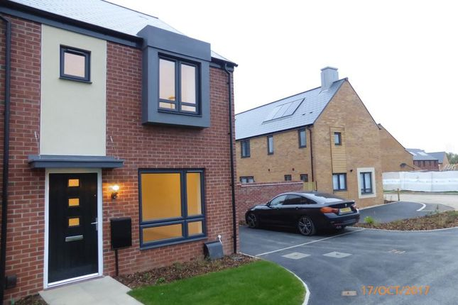 Thumbnail Semi-detached house to rent in Cape Ruby Close, Bishops Cleeve, Cheltenham