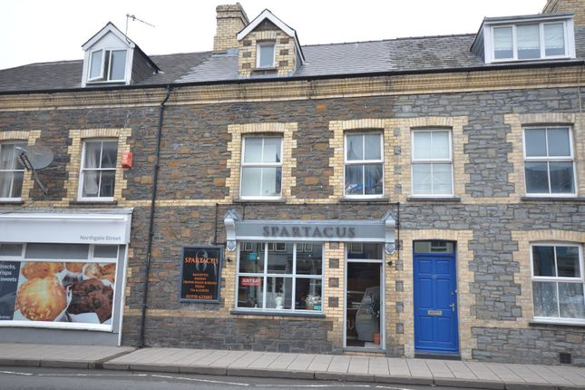 Thumbnail Retail premises for sale in Northgate Street, Aberystwyth